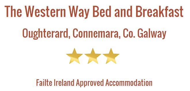 Failte Ireland 3 StarAccommodation